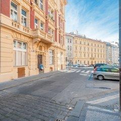 Отель Ostrovni Apartment Чехия, Прага - отзывы, цены и фото номеров - забронировать отель Ostrovni Apartment онлайн парковка