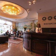 Отель Wloski Польша, Познань - отзывы, цены и фото номеров - забронировать отель Wloski онлайн интерьер отеля фото 3