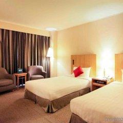 Отель Novotel Beijing Xinqiao Китай, Пекин - 9 отзывов об отеле, цены и фото номеров - забронировать отель Novotel Beijing Xinqiao онлайн комната для гостей фото 4