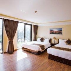 Отель Ladybird Sapa Hotel Вьетнам, Шапа - отзывы, цены и фото номеров - забронировать отель Ladybird Sapa Hotel онлайн комната для гостей