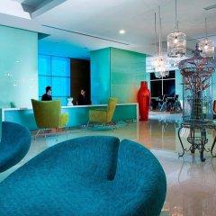 Отель Fraser Place Kuala Lumpur Малайзия, Куала-Лумпур - 2 отзыва об отеле, цены и фото номеров - забронировать отель Fraser Place Kuala Lumpur онлайн интерьер отеля
