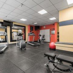 Отель Hampton Inn Meridian фитнесс-зал фото 2