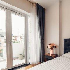 Апартаменты D3 Luxury Como Service Apartment NearD1 комната для гостей фото 4
