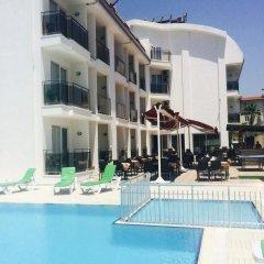 Harmony Side Hotel by Kulabey Турция, Сиде - отзывы, цены и фото номеров - забронировать отель Harmony Side Hotel by Kulabey онлайн спортивное сооружение