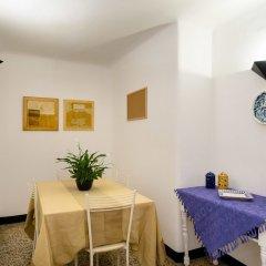Отель Le Fontane Marose Генуя в номере