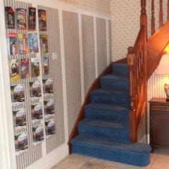 Отель Acer Lodge Guest House Эдинбург интерьер отеля фото 3