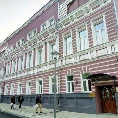 Гостиница Пушкин вид на фасад фото 2