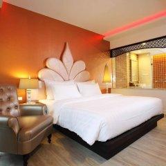 Отель Chillax Resort Бангкок комната для гостей фото 4