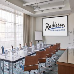 Отель Radisson Blu Калининград помещение для мероприятий фото 2