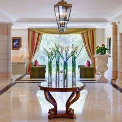 Отель Amman Marriott Hotel Иордания, Амман - отзывы, цены и фото номеров - забронировать отель Amman Marriott Hotel онлайн интерьер отеля