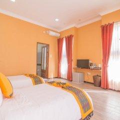 Отель Royal Airstrip Hotel Мьянма, Хехо - отзывы, цены и фото номеров - забронировать отель Royal Airstrip Hotel онлайн комната для гостей фото 3