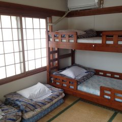 Spa Hostel Khaosan Beppu Беппу детские мероприятия