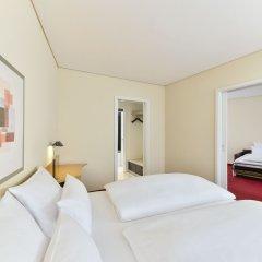 Отель NH München Unterhaching Германия, Унтерхахинг - 1 отзыв об отеле, цены и фото номеров - забронировать отель NH München Unterhaching онлайн комната для гостей