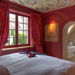 Отель The Secret Garden комната для гостей фото 4