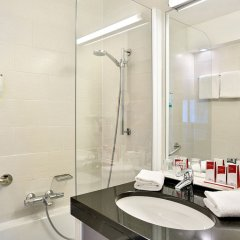 Отель Austria Trend Hotel Bosei Wien Австрия, Вена - 7 отзывов об отеле, цены и фото номеров - забронировать отель Austria Trend Hotel Bosei Wien онлайн ванная