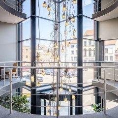 Отель Ghent River Hotel Бельгия, Гент - отзывы, цены и фото номеров - забронировать отель Ghent River Hotel онлайн интерьер отеля фото 2
