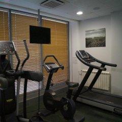 Гостиница Ost West Club фитнесс-зал фото 3