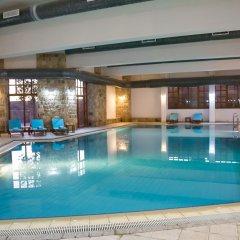 Отель Old Village Resort-Petra Иордания, Вади-Муса - отзывы, цены и фото номеров - забронировать отель Old Village Resort-Petra онлайн бассейн