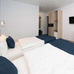 Гостиница Вера 2* Стандартный номер с двуспальной кроватью фото 11