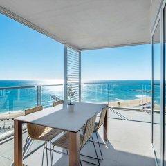 Отель Rent Top Apartments Beach-Diagonal Mar Испания, Барселона - отзывы, цены и фото номеров - забронировать отель Rent Top Apartments Beach-Diagonal Mar онлайн балкон