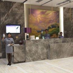 Lavande Hotel (Guangzhou Science City Lianhe) интерьер отеля