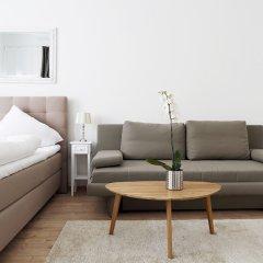 Апартаменты RockChair Apartment Blissestraße Берлин комната для гостей фото 4