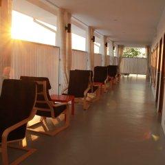 Отель Barefeet Naturist Resort интерьер отеля