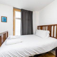 Отель NEW 2 Bedroom Flat in the Heart of Holloway комната для гостей фото 3
