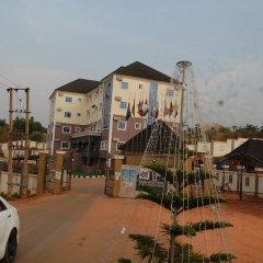 Отель Golden Valley Hotel Enugu Нигерия, Нсукка - отзывы, цены и фото номеров - забронировать отель Golden Valley Hotel Enugu онлайн фото 15