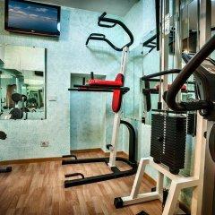 Отель Eurohotel фитнесс-зал фото 3