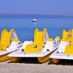 Aegean Melathron Thalasso Spa Hotel пляж