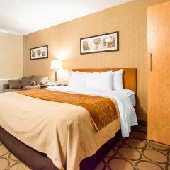 Отель Comfort Inn Kirkland Lake комната для гостей фото 2
