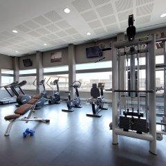 Отель Eurostars Grand Marina фитнесс-зал фото 2