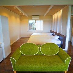 Отель Kusayane No Yado Ryunohige Хидзи в номере