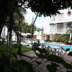 Hotel Olinalá Diamante бассейн
