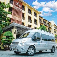 Отель Hoi An Silk Marina Resort & Spa Вьетнам, Хойан - отзывы, цены и фото номеров - забронировать отель Hoi An Silk Marina Resort & Spa онлайн городской автобус