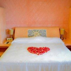 Отель Bungalows La Madera Мексика, Сиуатанехо - отзывы, цены и фото номеров - забронировать отель Bungalows La Madera онлайн комната для гостей фото 5