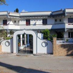 Hotel Dimitra Sun парковка
