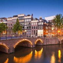 Отель Hampshire Hotel Prinsengracht Нидерланды, Амстердам - отзывы, цены и фото номеров - забронировать отель Hampshire Hotel Prinsengracht онлайн приотельная территория