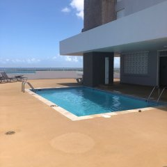 Апартаменты Amapola Beachfront Studio - Playamar бассейн фото 2