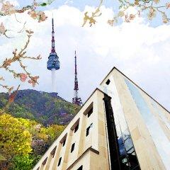 Отель N Fourseason Hotel Myeongdong Южная Корея, Сеул - отзывы, цены и фото номеров - забронировать отель N Fourseason Hotel Myeongdong онлайн развлечения