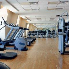 Отель Avani Deira Dubai Hotel ОАЭ, Дубай - 1 отзыв об отеле, цены и фото номеров - забронировать отель Avani Deira Dubai Hotel онлайн фитнесс-зал фото 2