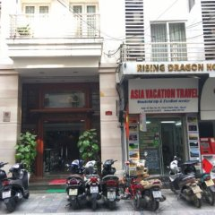 Отель Rising Dragon Grand Hotel Вьетнам, Ханой - отзывы, цены и фото номеров - забронировать отель Rising Dragon Grand Hotel онлайн