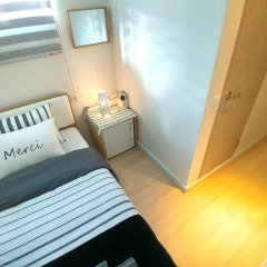 Welcomm Hostel Dongdaemun Сеул комната для гостей фото 2