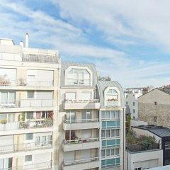 Отель 4 personnes appartement - Alésia Франция, Париж - отзывы, цены и фото номеров - забронировать отель 4 personnes appartement - Alésia онлайн балкон