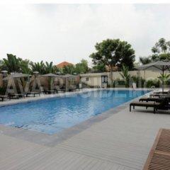 Отель Ava Residences Ho Chi Minh City бассейн