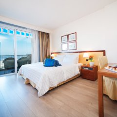 Savoia Hotel Rimini комната для гостей