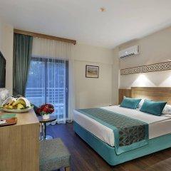 Meryan Hotel Турция, Окурджалар - отзывы, цены и фото номеров - забронировать отель Meryan Hotel - All Inclusive онлайн комната для гостей фото 2