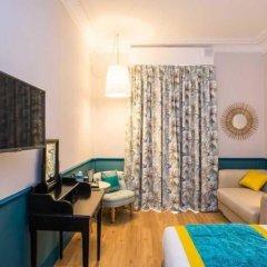 Отель Villa Otero комната для гостей фото 9