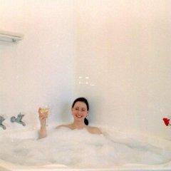 Отель elliotts kapiti coast motor lodge ванная фото 2